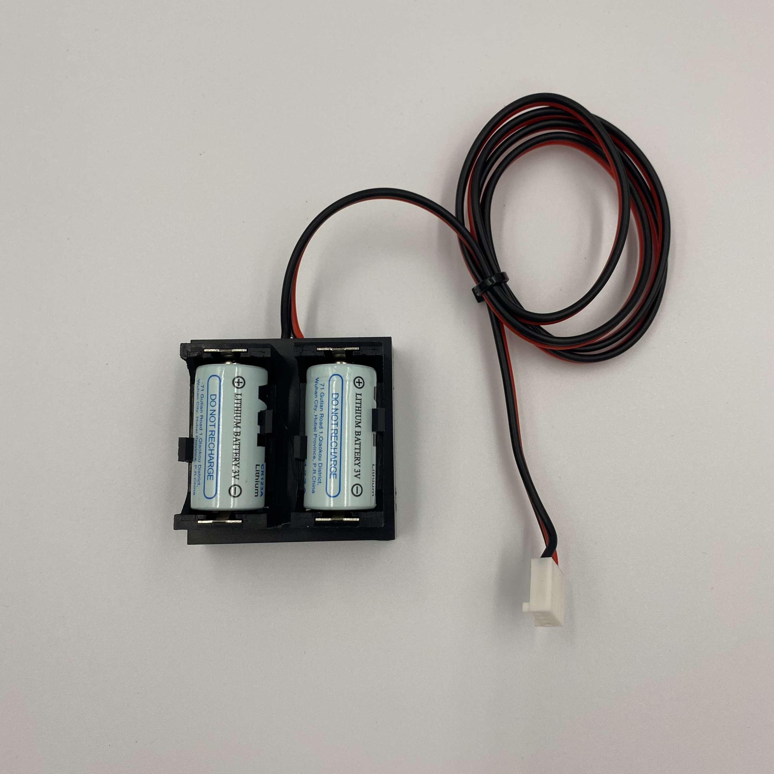 Zestaw zewnętrznych baterii procesora
